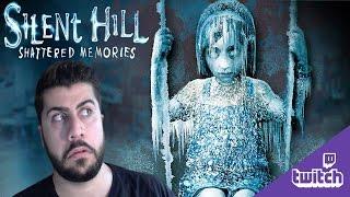 Silent Hill Shattered Memories Español   Primera Parte   Directo Resubido de Twitch  