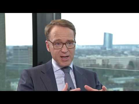 Jens Weidmann über Zinsen, Anleihenkäufe und Marine Le Pen