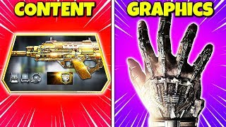 Top 10 Reasons ADVANCED WARFARE Was a Good Game