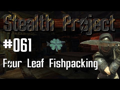 [Stealth Project] #061: Four Leaf Fishpacking