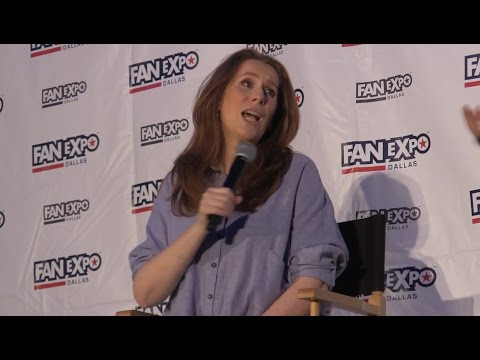 Catherine Tate Full Panel - Fan Expo Dallas 2017