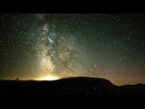 4K Milky Way Timelapse over Croatia