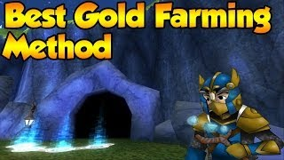 Wizard101: Best Gold Farming Method