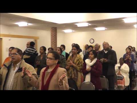 Anointing Fire Catholic Ministry Washington D.C. One Day Convention January 14, 2017