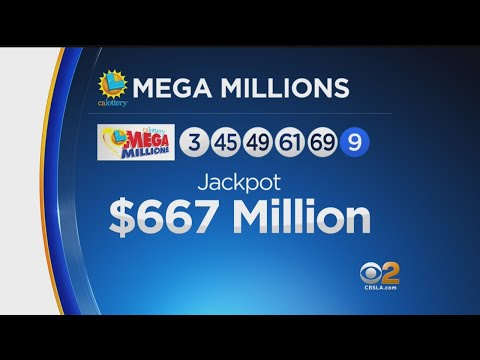 Craig Stevens - Mega Millions Swells To $868M After No Winner Tuesday