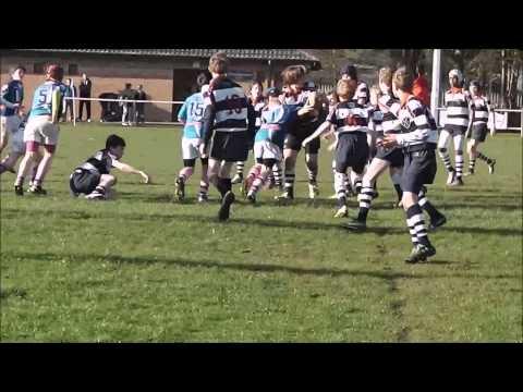 2014 Ystradgynlais Under 12s v Derby Blues
