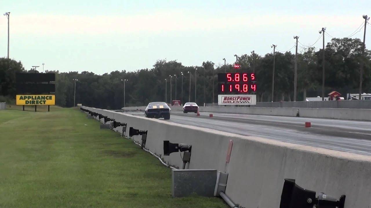 Orlando speed