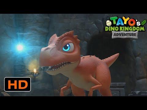 *NEW* Tayo Dino Kingdom Adventure L Clip 3 L Tayo The Little Bus