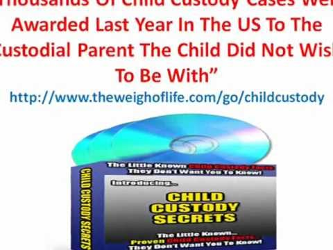 Child Custody Secrets - Mothers And Fathers Custody Rights