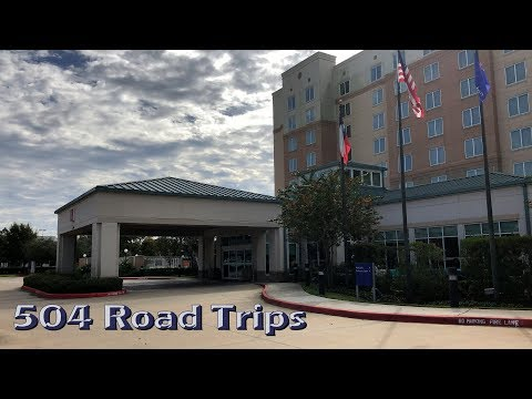 Hotel Review #040 - Hilton Garden Inn Houston NW America Plaza