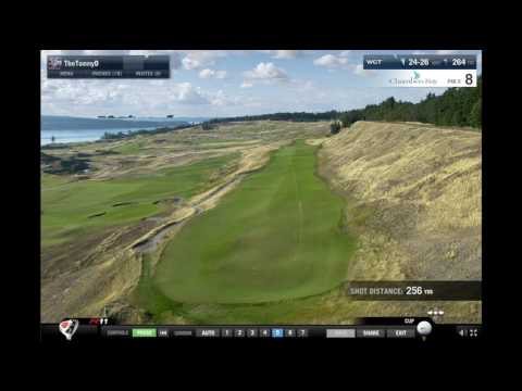 World Golf Tour   alby1