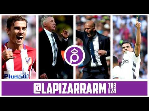La Pizarra de Zidane T3E24 - Atlético de Madrid, Zidane, Bayern y #LaPizarraAsk.