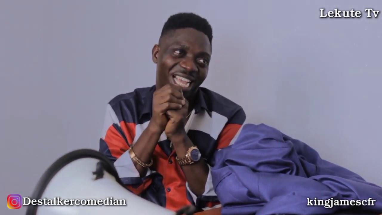 Download Comedian Destalker, I go dye, Akpororo, Bovi funniest nigeria comedy - latest nigerian comedy 2020