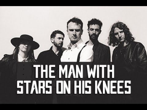 The Man With Stars On His Knees - Aaron Buchanan And The Cult Classics
