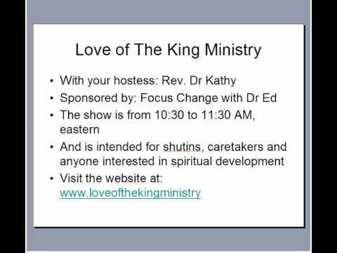 New Blog Talk Radio Show 121711