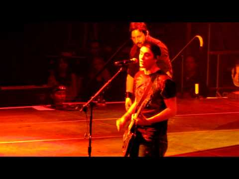 "Breaking Benjamin ""Blow Me Away"" LIVE at Mohegan Sun Arena, Wilkes-Barre, PA 03/21/2010"