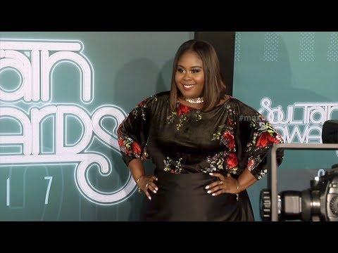 Raven Goodwin 2017 Soul Train Awards Arrivals