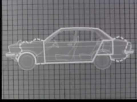 Saehan(Daewoo)Gemini commercial - late 1970