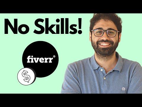 5 Fiverr Gigs that require no skills & Zero Knowledge | Make Money Online Today!
