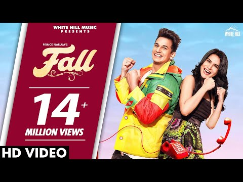 Prince Narula : FALL (Official Video) G Skillz | Jashn | New Punjabi Songs 2020 | Romantic Songs