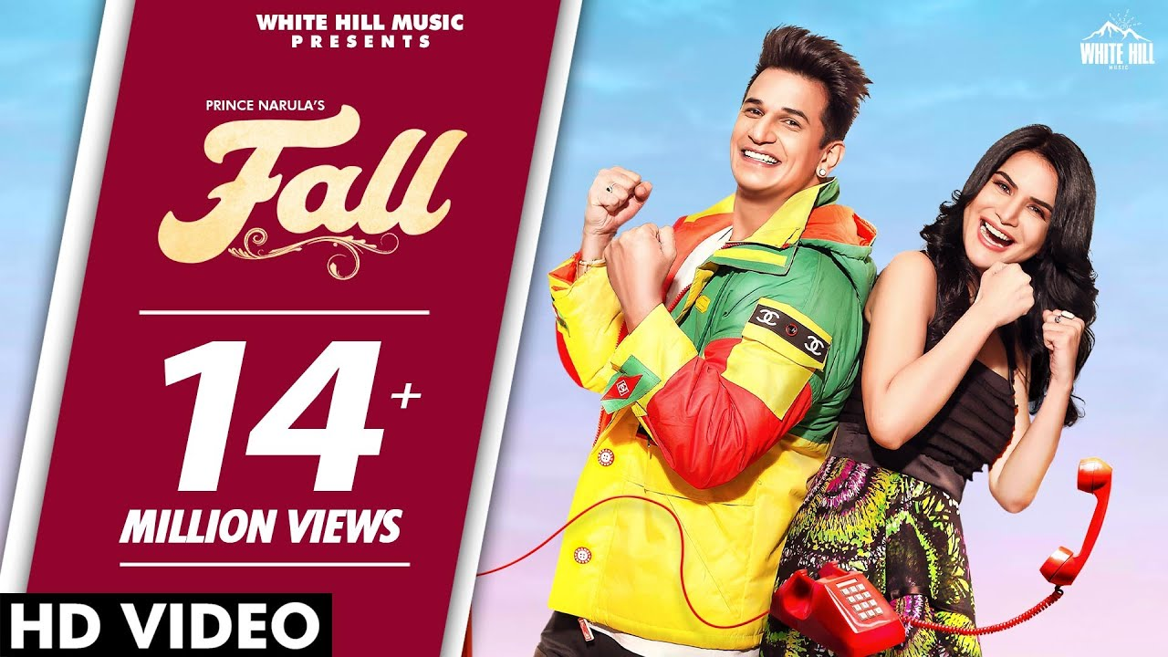 Download Prince Narula : FALL (Official Video) G Skillz | Jashn | New Punjabi Songs 2020 | Romantic Songs
