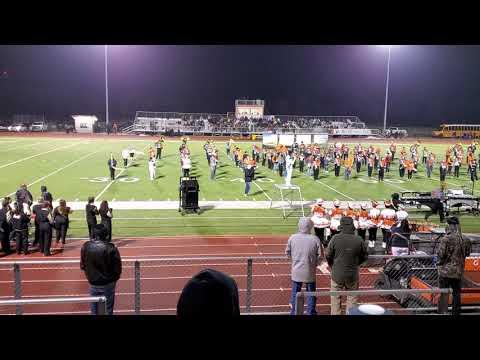 Kemp High School Band Seniors 2020