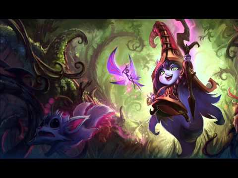 League Of Legends Sounds Lulu Voice YouTube Delectable Lulu Quotes