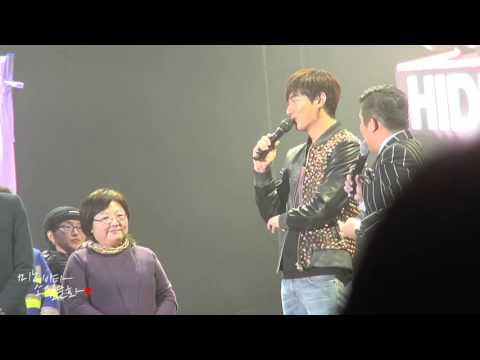 [직캠] 20150103_RE:MINHO Global Tour in KOREA 히든민호_by.소심눈화