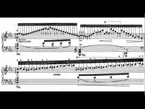 Liszt - Hungarian Rhapsody No. 4 (Audio+Sheet) [Cziffra]