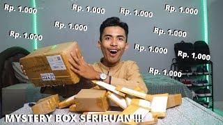 UNBOXING MYSTERY BOX TERMURAH SEJAGAT RAYA !!!!!