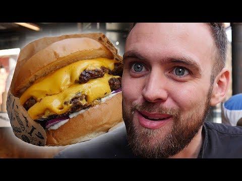 Jakten på Stockholms BÄSTA BURGARE #3 | Frankys, Bastard Burgers & Jureskogs