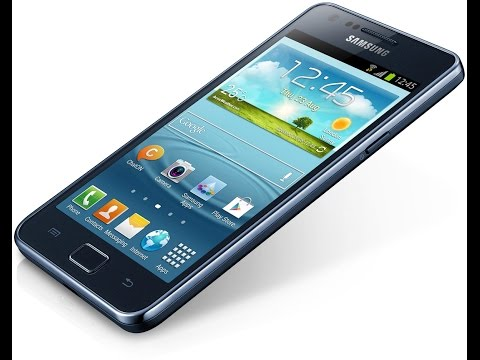 Android 4.2.2 Jelly Bean on Samsung Galaxy S2 Plus