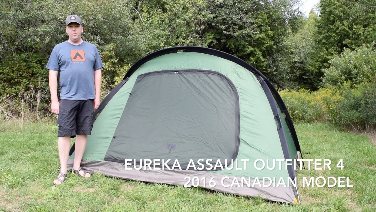 Eureka Assault Outfitters 4 Review & Eureka Assault Outfitters 4 Review - YouTube