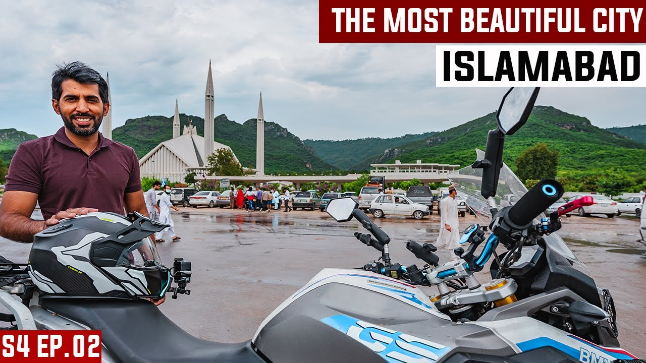 Download THIS IS ISLAMABAD S04 EP. 02   STREET FOOD HISTORY & CULTURE   BMW G310GS   Kashmir Motorcycle Tour