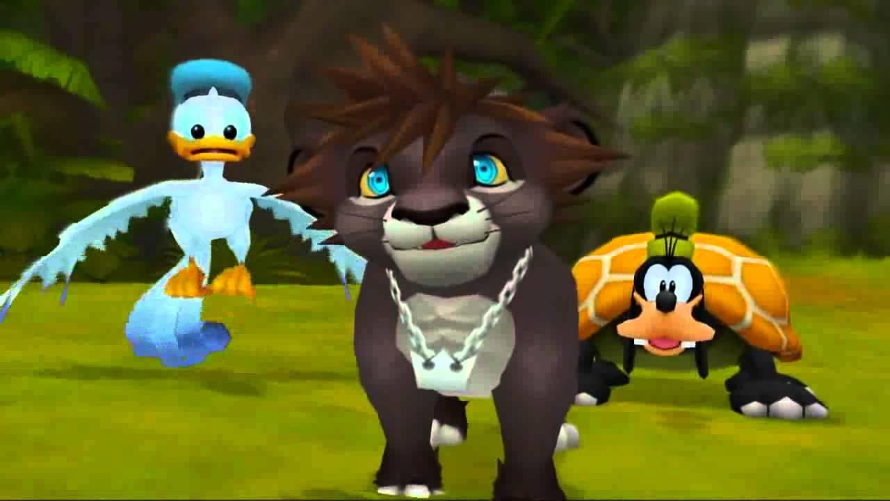 Lion King Kingdom Hearts Pete