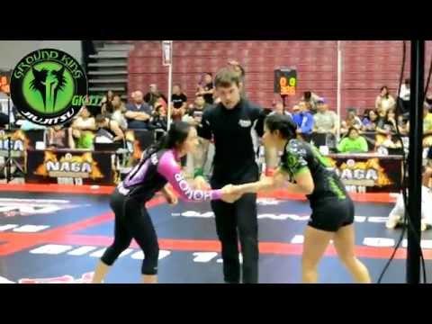 Fast 23 sec. Toe Hold at Naga Denton 2015 ( Vanessa Valadez)