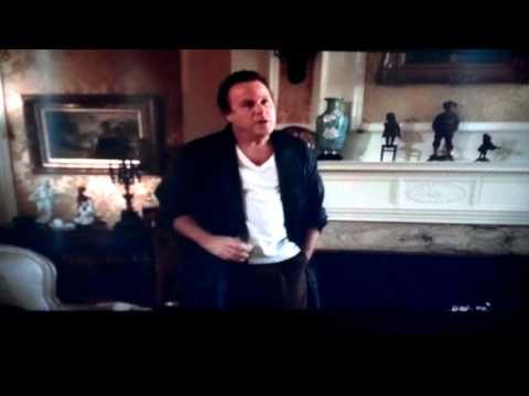 The Sopranos - Funny scene with Tony and Vin (John Heard)