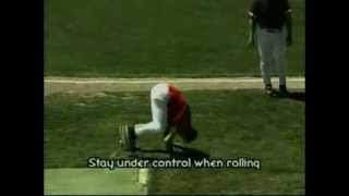 Tumbling Drills for Rolling and Tumbling Safely
