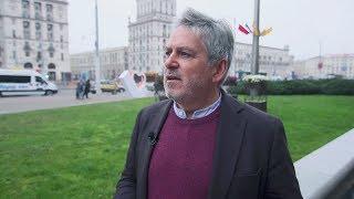 Что думает о Беларуси британский писатель Найджел Робертс