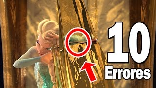 10 Errores en las Películas de Disney que Nunca Habías Notado thumbnail