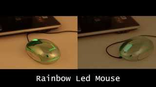 Souris Rainbow Led de Urban Factory Thumbnail