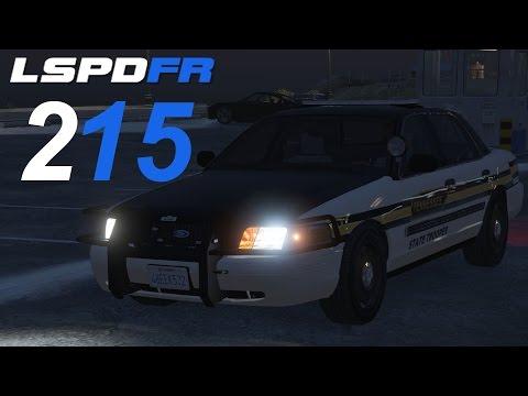 GTA 5 LSPDFR SP #215 Tennessee Highway Patrol