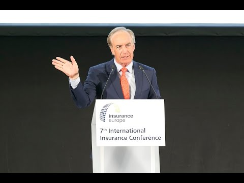7th International Insurance Conference: keynote speech Governor Dirk Kempthorne