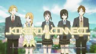 Kokoro Connect Anime Trailer