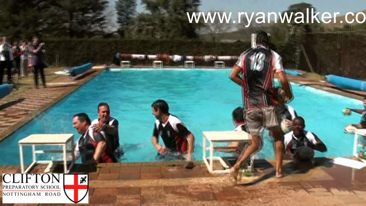 Clifton Prep School The Ice Pool Challenge Motor Neuron Disease Youtube
