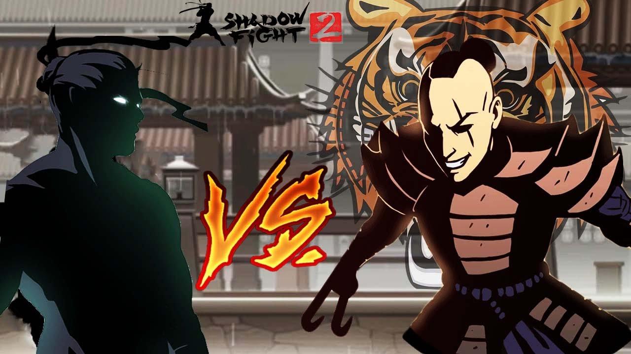 🔥 КОГТИ РЫСИ ПРОТИВ ТИГРА 🔥 Прохождение Shadow Fight 2  (Шадоу файт 2)