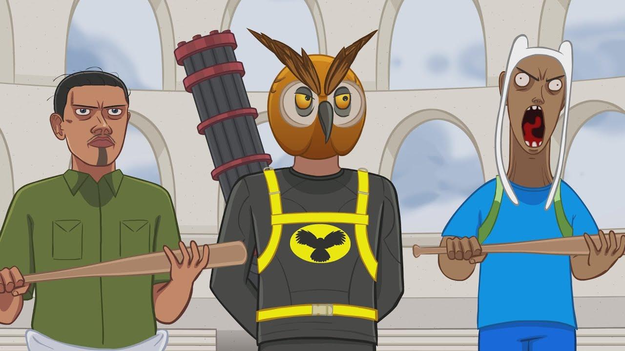 Vanoss Gaming Animated Gladiators From Gmod Sandbox Funny Moments Youtube