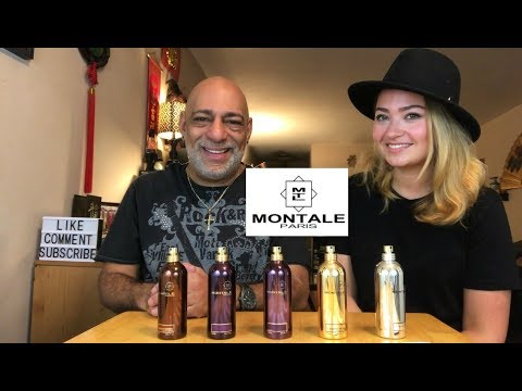REVIEW of 5 Montale That I Don't Own with Olya