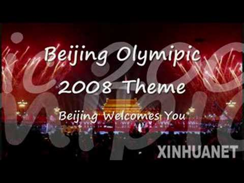 Beijing Olympic Theme Song