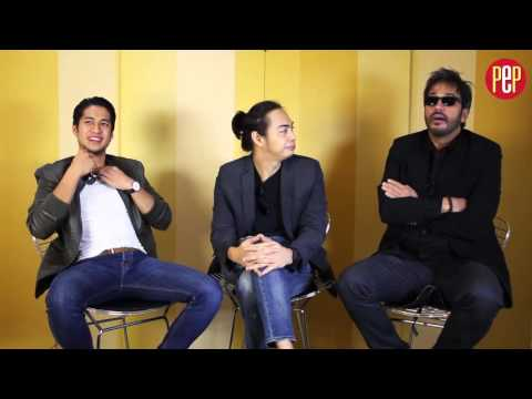 Aljur Abrenica and Alvin Anson talk about difficulty steppin